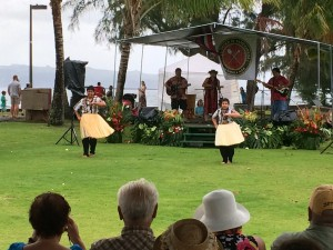 Kamehameha Day Celebration 2014 at Moku'ola