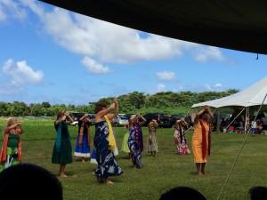Halauaola 2014 Ho'ike of Poliahu i ke Kapu