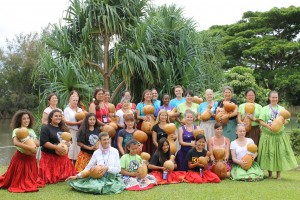 2014 Halauaola Iwalani's Ipu Workshop