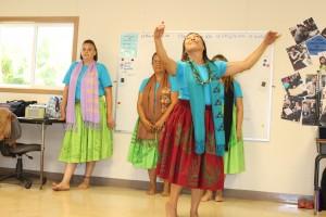 2014 Halauaola Poliahu i ke Kapu Hula Workshop